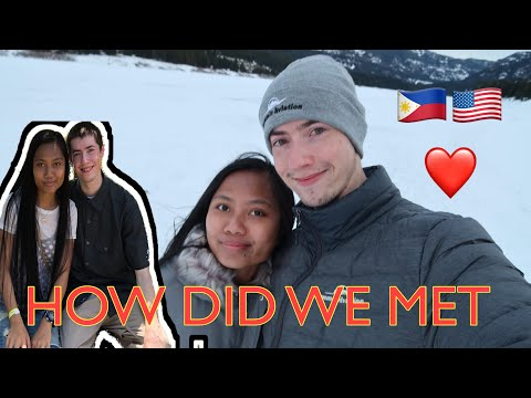 (FILIPINA & AMERICAN) : OUR LOVE STORY | HOW DID I MET MY AMERICAN HUSBAND