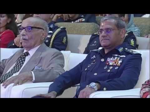 Mere Watan Yeh Aqeedaten Pakistan Air Force New Song 2016