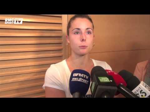 Tennis / Exploit d'Alizé Cornet contre S. Williams - 28/06