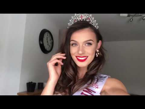 Miss Beautiful Hair 2018 –  Fatime Gashi – Miss Manchester 2018