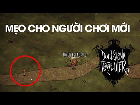 Don&39;t Starve Together : Mẹo Cho Người Chơi Mới (Tập 1)