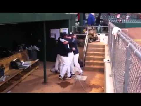 Lincoln Memorial University Baseball: Final Out Of 2013 SAC Championship