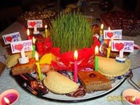 Novruz Bayrami Mahnisi Pikcek Sekiller