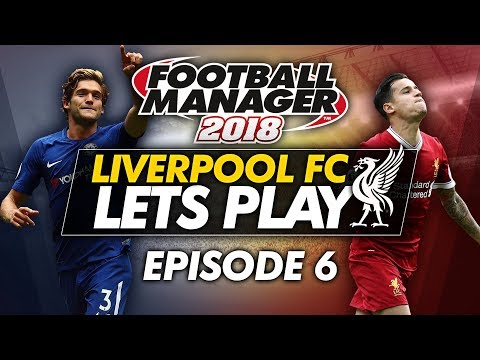 Liverpool FC - Episode 6 | Football Manager 2018