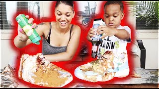 Download KIDS DESTROY DADDY'S NEW JORDANS PRANK | THE PRINCE FAMILY Mp3 and Videos
