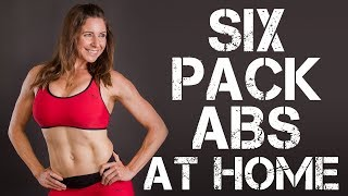 From FLAB to FAB! 20 Min Ab Workout with Dani | Burn Belly Fat, Get Flat Abs at Home