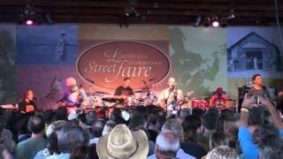 """Little Feat - """"Hate to Lose Your Lovin'"""" Louisville Street Faire 6-17-11 SBD HD tripod"""