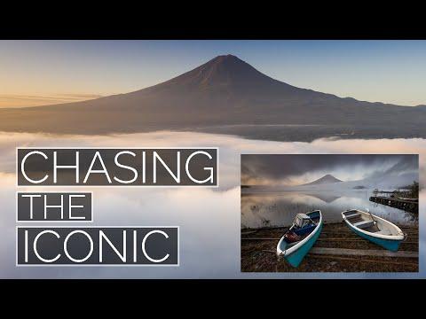 Chasing The ICONIC Image MOUNT FUJI Japan
