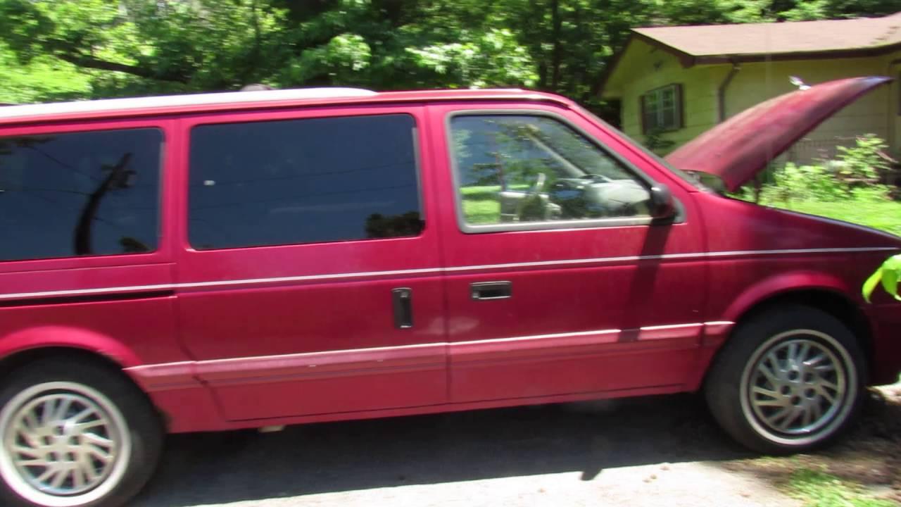 160616 1995 dodge caravan