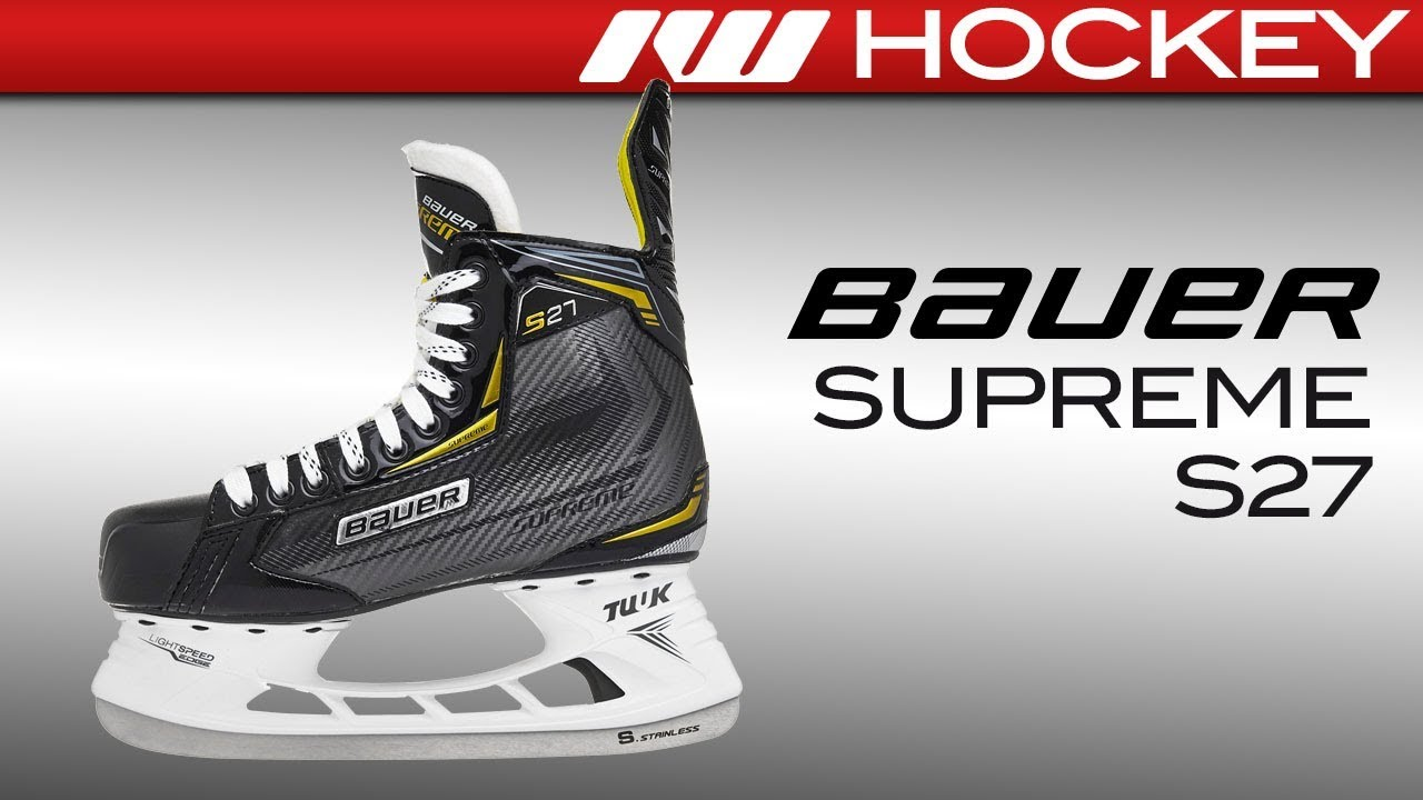Bauer Supreme S27 Skate Review