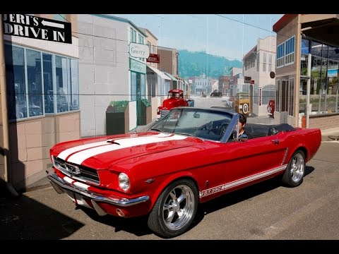 """1965 Mustang Convertible 289 V 8 """" SOLD """"  Drager's International Classic Sales  206-533-9600"""