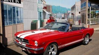 1965 Mustang Convertible 289 V 8