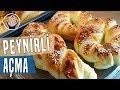 Peynirli pamuk gibi hamurlu - Açma Tarifi | Hatice Mazı ile Yemek Tarifleri