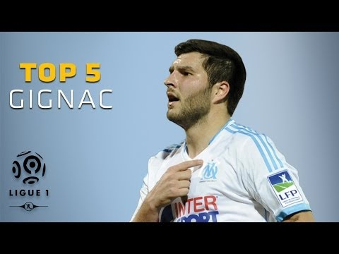 André-Pierre Gignac - Top 5 Goals
