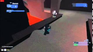 Roblox HEX 17 Kill Streak