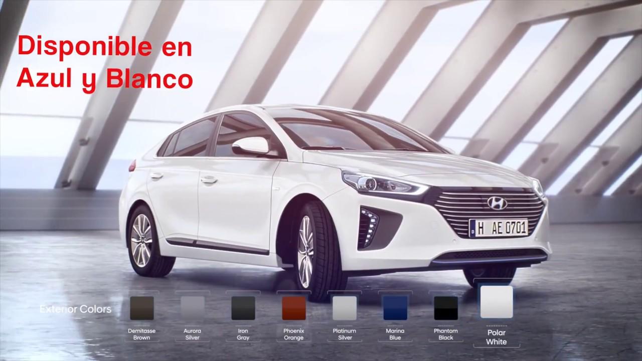 Hyundai Ioniq 2017 Mexico