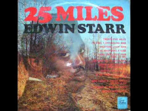 Walking Soul  25 Miles From Home  Edwin Starr   12 Shades Of Fantasy remix