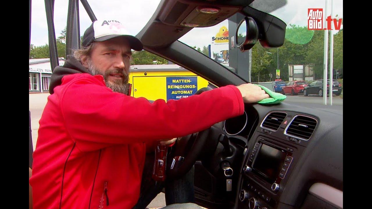Auto Bild Ratgeber Tipps Für Die Innenraumpflege Youtube