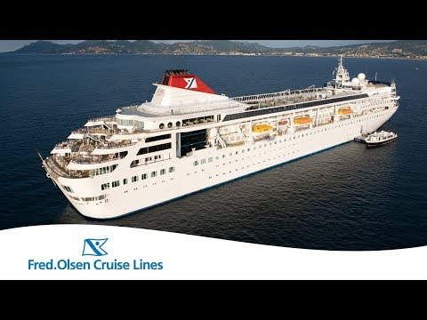 Vision Cruise | Fred Olsen TV Special | 12.09.17