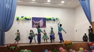 カラカラパクスタンのダンス その4
