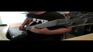 The Wait - Metallica - Bass Cover