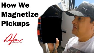How To Magnetize Guİtar Pickups