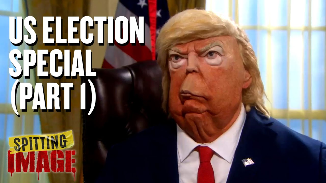 Spitting Image - US Election Special (Part 1) | Full Episode
