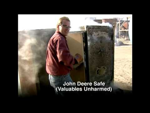 John Deere Safe Demontration