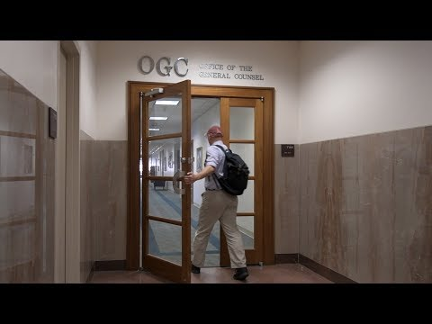 GAO: GAO's Office of General Counsel