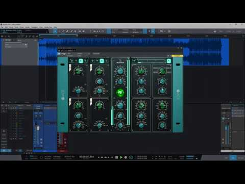 Acustica Audio Jade - Demo - Electronic Mix