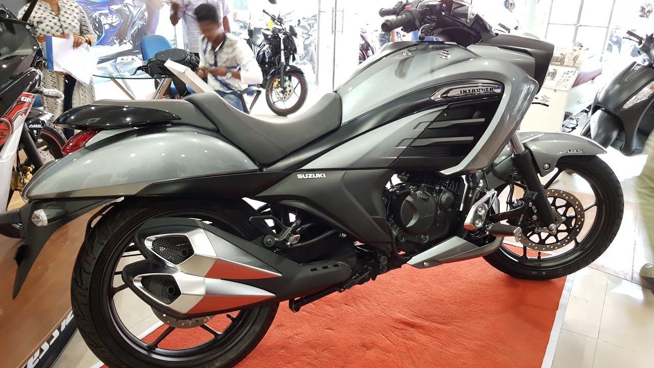 All New Suzuki Intruder 150 Hot Or Not Walkaround