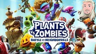 Pattan testar Plantor | Plants vs Zombies: Battle for Neighborville