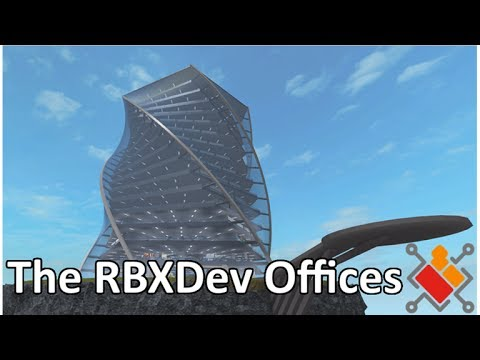 ROBLOX : The RBXDev Offices