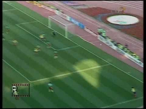 World Cup ITALY 1990 ROMANIA Vs KAMERON 1-2