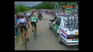 tour de france eurosport stage 11 1992
