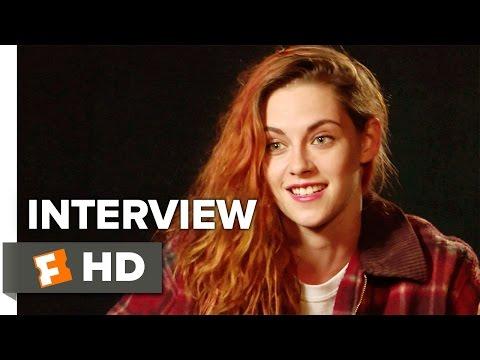 American Ultra Interview - Kristen Stewart (2015) - Comedy Movie HD