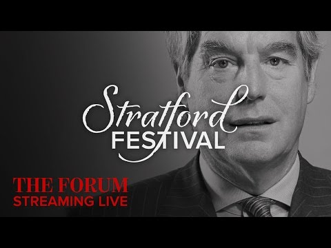 The Rule of Law | Stratford Festival Forum 2016