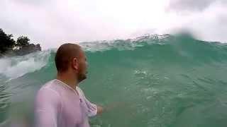 Андаманское море Волны SlowMotion(Видео отснято на Андаманском море, Пхукет, июня 2014 года в качестве пробного ролика для создания SlowMotion. GoPro..., 2014-06-18T09:20:56.000Z)