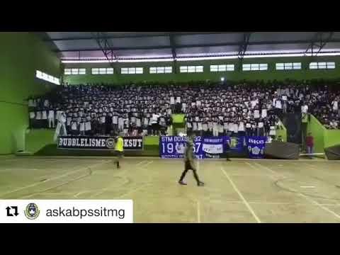 best suporter bupati cup temanggung 😍!!! SMK DR SUTOMO #bubbledoksut1967