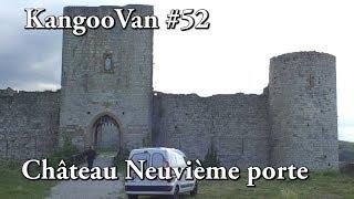Vlog Kangoovan 52 - Le château de la Neuvième Porte