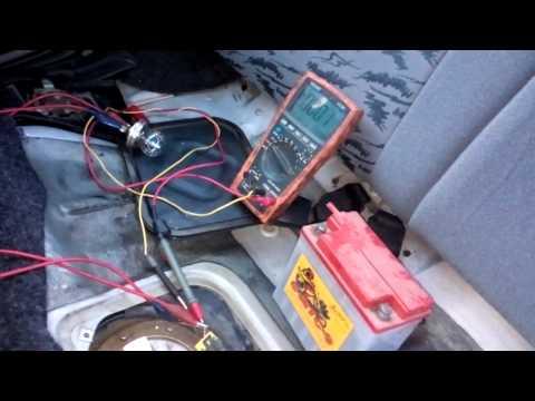 Не работает бензонасос ВАЗ 2110,ищем причину(инжектор)