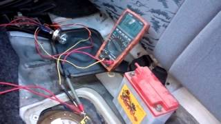 Не работает бензонасос ВАЗ 2110,ищем причину(инжектор)(в видео краткое руководство по поиску неисправности в работе бензонасоса ваз 2110 и аналогичных из этого..., 2015-10-30T22:43:06.000Z)