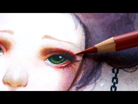 5-art-hacks-that-actually-work!-watercolors-+-color-pencils