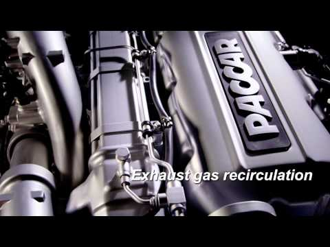 Meet the new DAF XF - PACCAR MX-13 engine