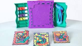 Dohvinci Anywhere Art Studio Easel & Storage Case Set 多紛奇 - 藝術工作室 畫架連收藏箱套裝