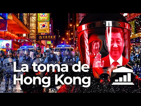 Cómo CHINA ha comenzado la TOMA de HONG KONG - VisualPolitik