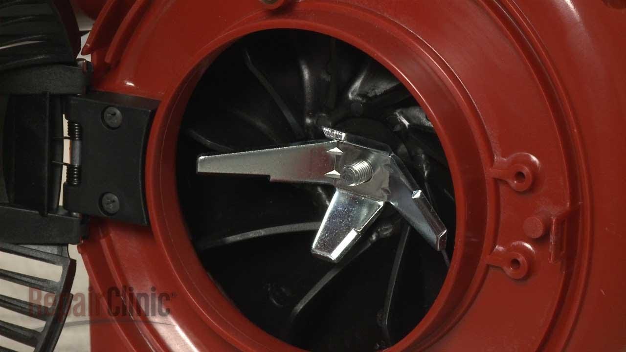 Toro Leaf Blower Mulching Blade Replacement 678114001