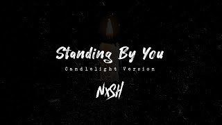 Nish - Standing By You (Candlelight Version) | ACOUSTIC | BANGLA | LUKA CHUPPI | AKHIL | DHVANI B
