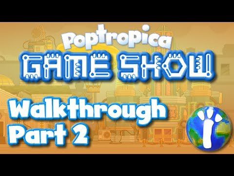 Poptropica Game Show Island Walkthrough Part 2