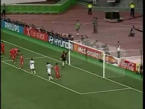 TURKEY SENEGAL 1_4 FINAL WORLD CUP 2002